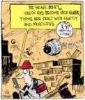 Cartoonist John Deering  Strange Brew 2017-09-12 the