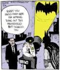 Cartoonist John Deering  Strange Brew 2017-09-14 you