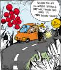 Cartoonist John Deering  Strange Brew 2017-09-27 that