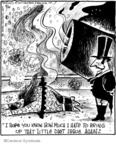 Cartoonist John Deering  Strange Brew 2007-09-10 hope