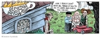 Cartoonist John Deering  Strange Brew 2007-11-04 1950s