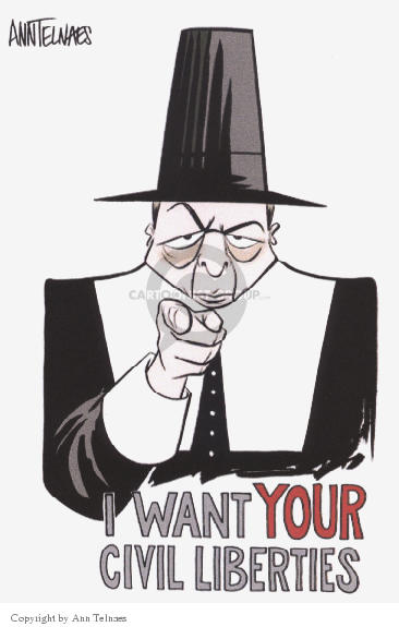 Ann Telnaes  Ann Telnaes' Editorial Cartoons 2001-01-01 Justice Department