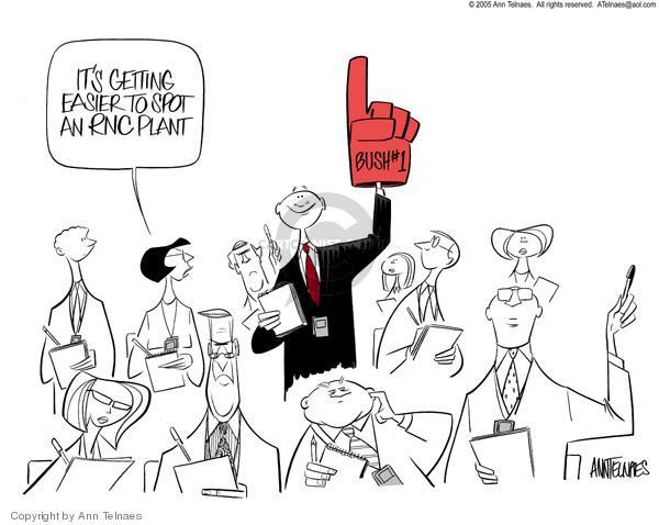 Ann Telnaes  Ann Telnaes' Editorial Cartoons 2005-02-20 media freedom