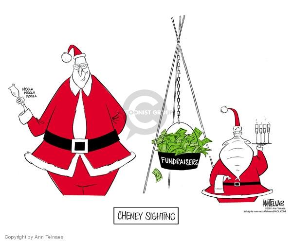 Cartoonist Ann Telnaes  Ann Telnaes' Editorial Cartoons 2001-12-19 army