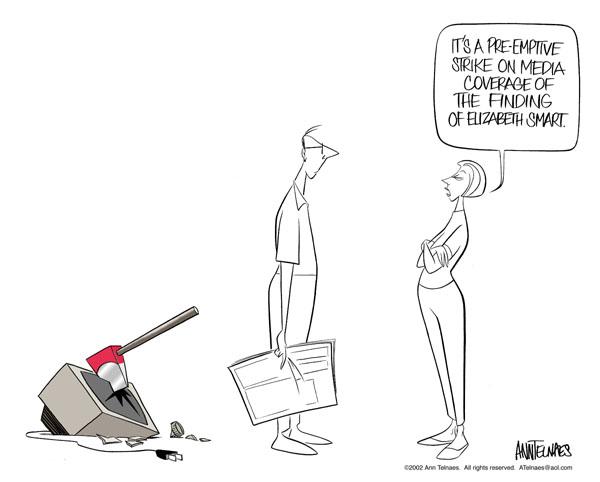 Ann Telnaes  Ann Telnaes' Editorial Cartoons 2002-03-13 programming