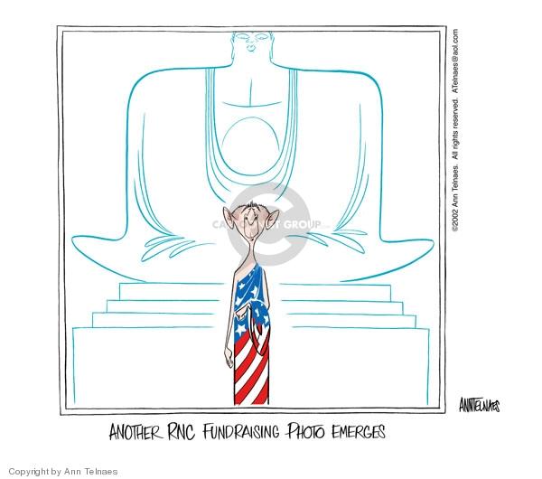 Ann Telnaes  Ann Telnaes' Editorial Cartoons 2002-05-15 gain