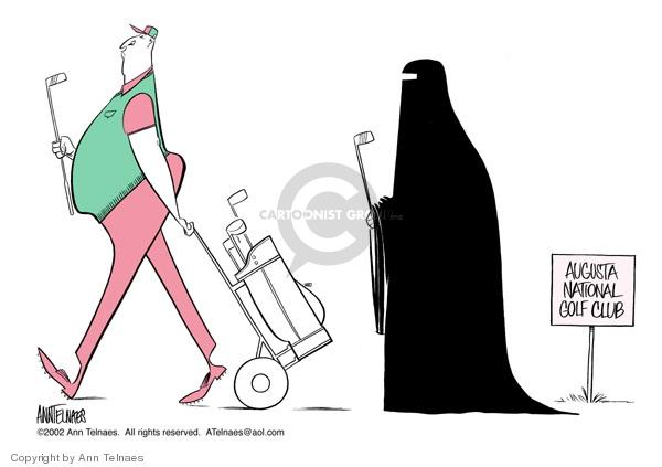 Ann Telnaes  Ann Telnaes' Editorial Cartoons 2002-10-16 civil