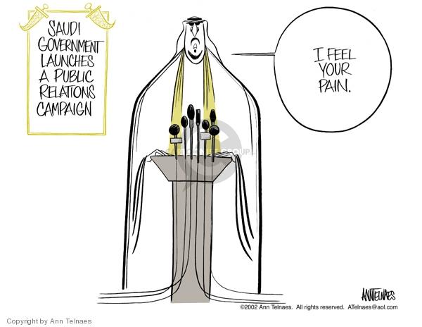 Ann Telnaes  Ann Telnaes' Editorial Cartoons 2002-12-05 Middle East