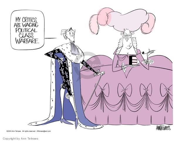 Cartoonist Ann Telnaes  Ann Telnaes' Editorial Cartoons 2003-01-13 Marie