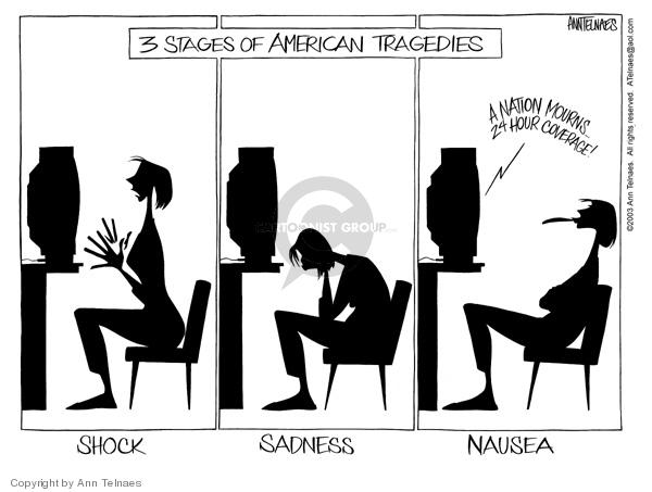 Ann Telnaes  Ann Telnaes' Editorial Cartoons 2003-02-02 24 hours