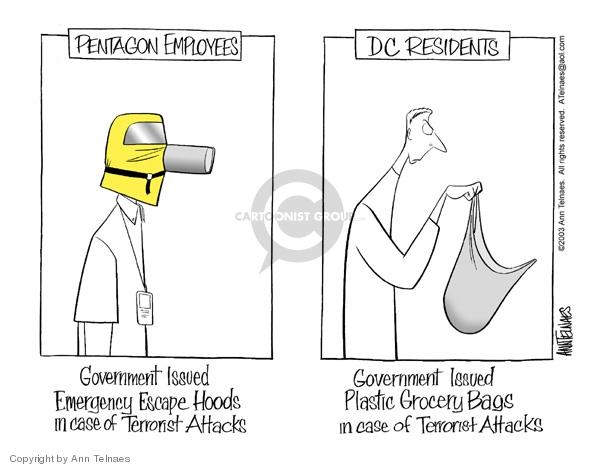 Ann Telnaes  Ann Telnaes' Editorial Cartoons 2003-02-02 employee