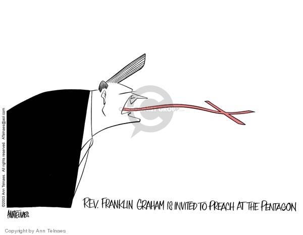 Ann Telnaes  Ann Telnaes' Editorial Cartoons 2003-04-16 Iraq