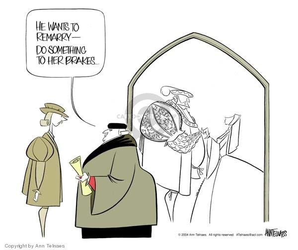 Ann Telnaes  Ann Telnaes' Editorial Cartoons 2004-01-08 royalty