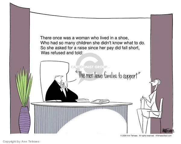 Ann Telnaes  Ann Telnaes' Editorial Cartoons 2004-01-14 executive