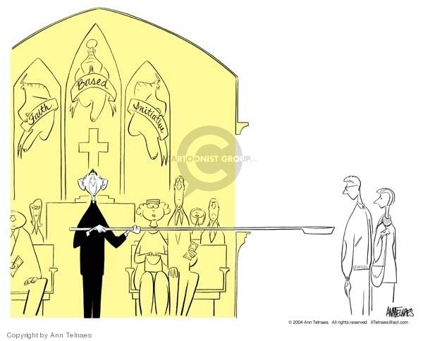 Ann Telnaes  Ann Telnaes' Editorial Cartoons 2004-01-17 state