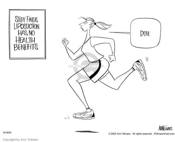 Ann Telnaes  Ann Telnaes' Editorial Cartoons 2004-06-18 out