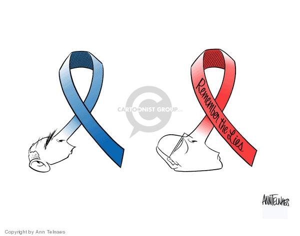 Ann Telnaes  Ann Telnaes' Editorial Cartoons 2006-06-01 nose