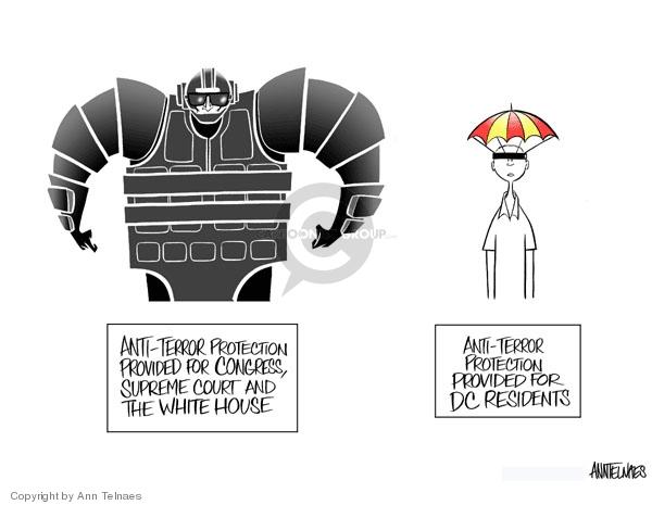 Ann Telnaes  Ann Telnaes' Editorial Cartoons 2006-06-02 employee