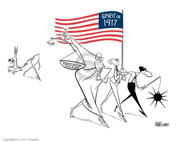 Cartoonist Ann Telnaes  Ann Telnaes' Editorial Cartoons 2006-07-03 congressional oversight