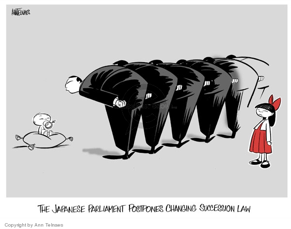 Ann Telnaes  Ann Telnaes' Editorial Cartoons 2006-09-07 line