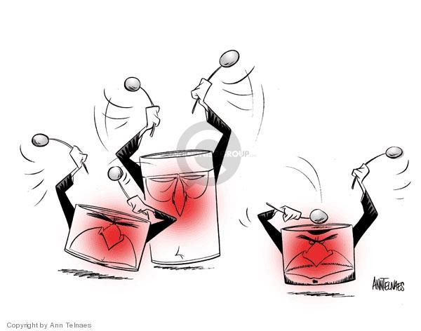 Ann Telnaes  Ann Telnaes' Editorial Cartoons 2007-01-31 Mahmoud Ahmadinejad