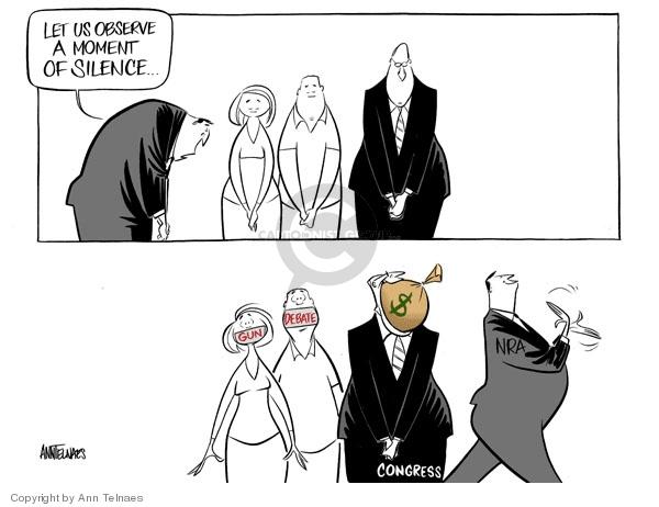 Cartoonist Ann Telnaes  Ann Telnaes' Editorial Cartoons 2007-04-18 Congress