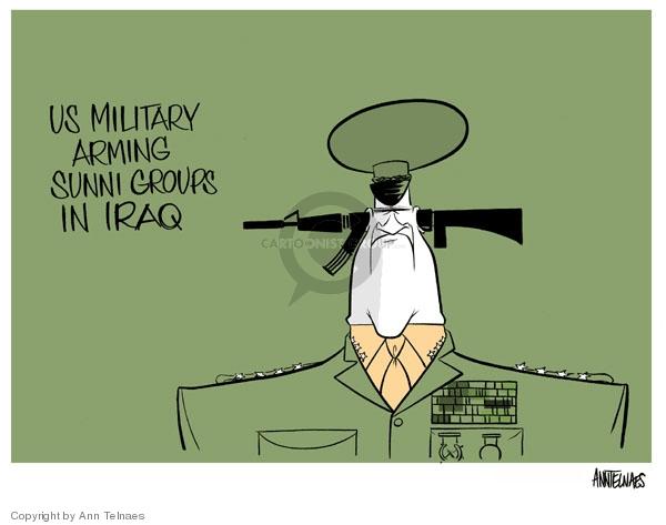Cartoonist Ann Telnaes  Ann Telnaes' Editorial Cartoons 2007-06-14 bad