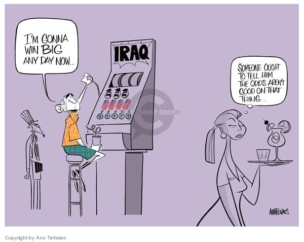 Ann Telnaes  Ann Telnaes' Editorial Cartoons 2007-07-13 casino