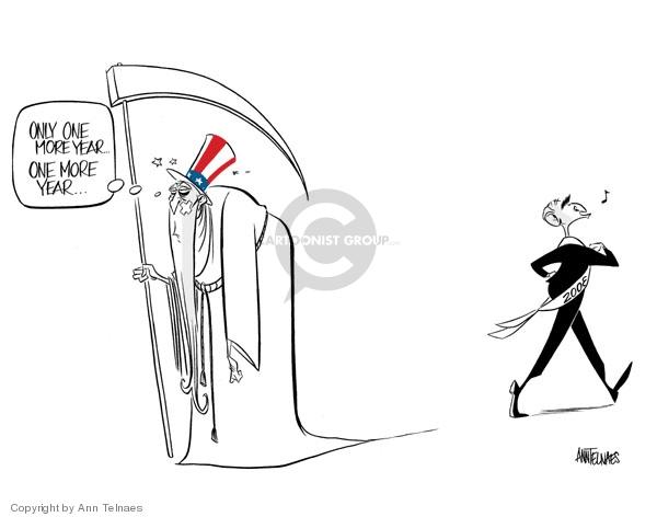 Ann Telnaes  Ann Telnaes' Editorial Cartoons 2007-12-26 admin