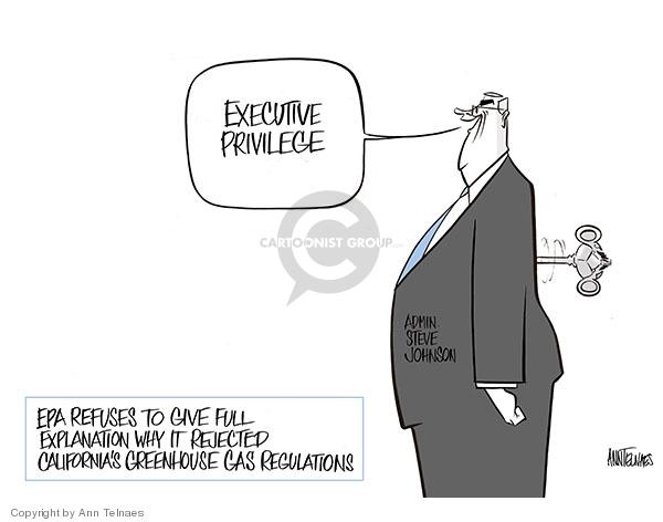 Ann Telnaes  Ann Telnaes' Editorial Cartoons 2008-01-21 George W. Bush