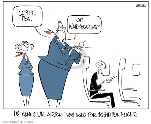 Cartoonist Ann Telnaes  Ann Telnaes' Editorial Cartoons 2008-02-22 stop