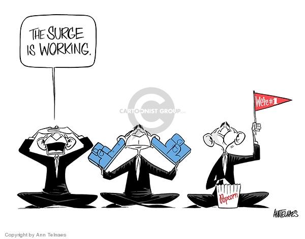 Cartoonist Ann Telnaes  Ann Telnaes' Editorial Cartoons 2008-03-29 hear