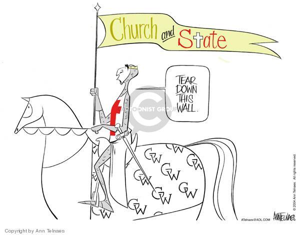Ann Telnaes  Ann Telnaes' Editorial Cartoons 2004-06-05 civil