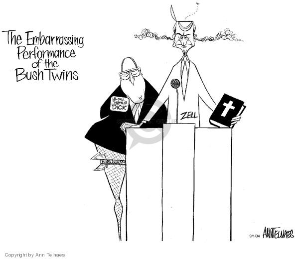 Ann Telnaes  Ann Telnaes' Editorial Cartoons 2004-09-01 message