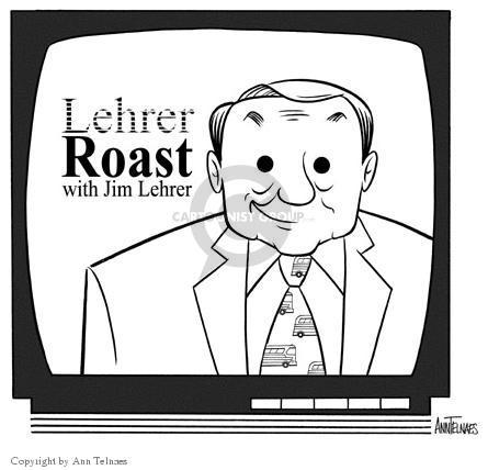 Ann Telnaes  Ann Telnaes' Editorial Cartoons 2000-05-01 Jim