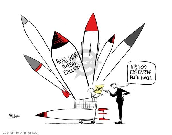 Cartoonist Ann Telnaes  Ann Telnaes' Editorial Cartoons 2007-10-03 insurance