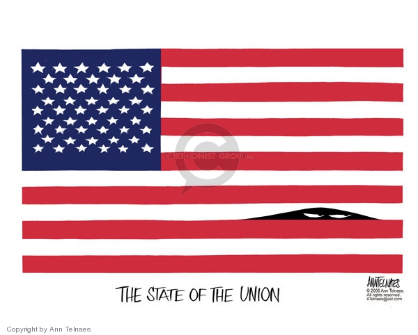 The State of the Union.
