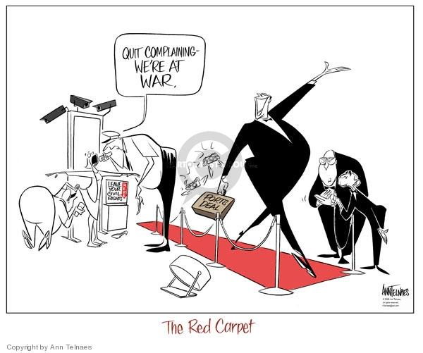 Ann Telnaes  Ann Telnaes' Editorial Cartoons 2006-03-02 Iraq civil war