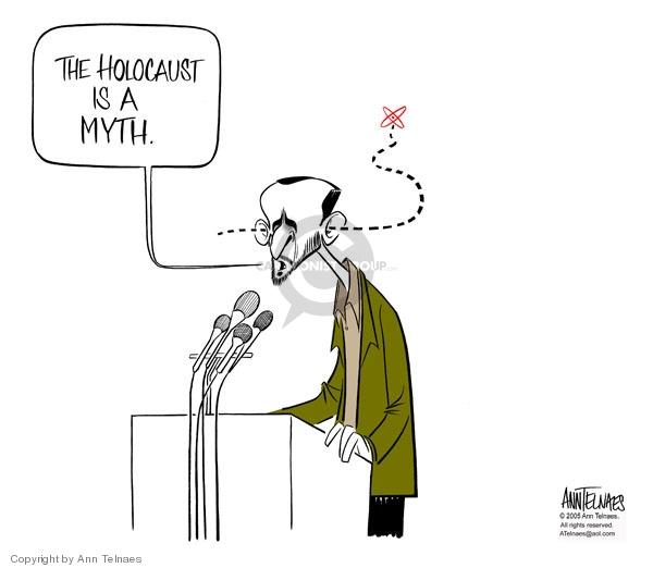 Cartoonist Ann Telnaes  Ann Telnaes' Editorial Cartoons 2005-12-14 mass