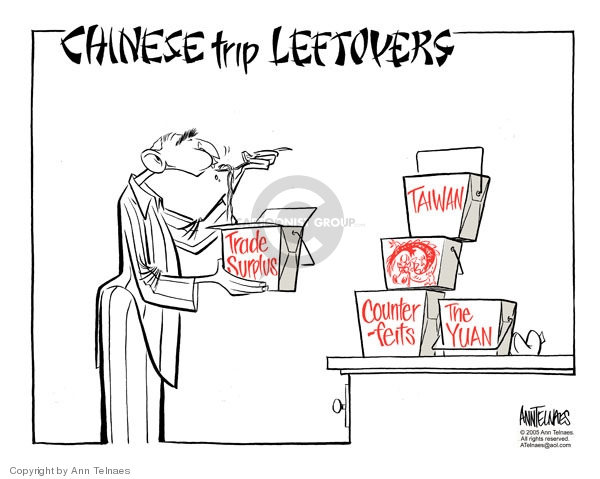 Cartoonist Ann Telnaes  Ann Telnaes' Editorial Cartoons 2005-11-21 foreign policy
