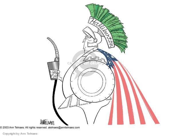 Ann Telnaes  Ann Telnaes' Editorial Cartoons 2003-05-07 dollar