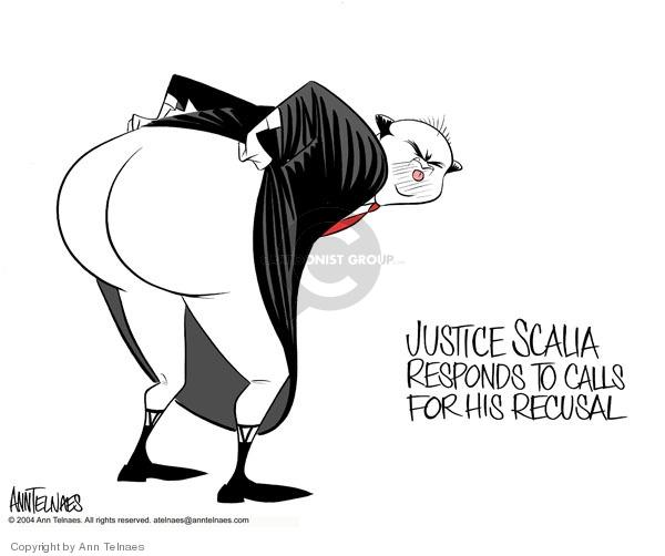Ann Telnaes  Ann Telnaes' Editorial Cartoons 2004-03-20 court