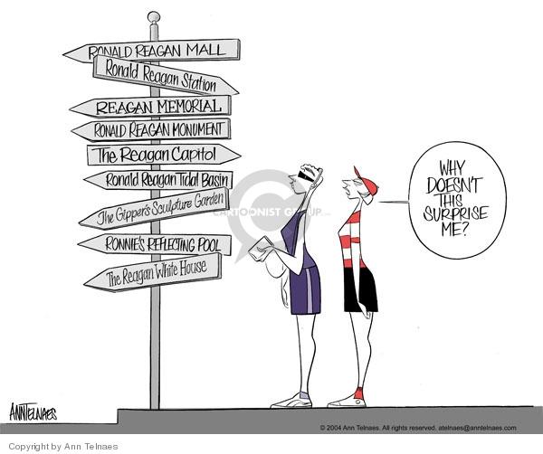 Ann Telnaes  Ann Telnaes' Editorial Cartoons 2004-06-08 name