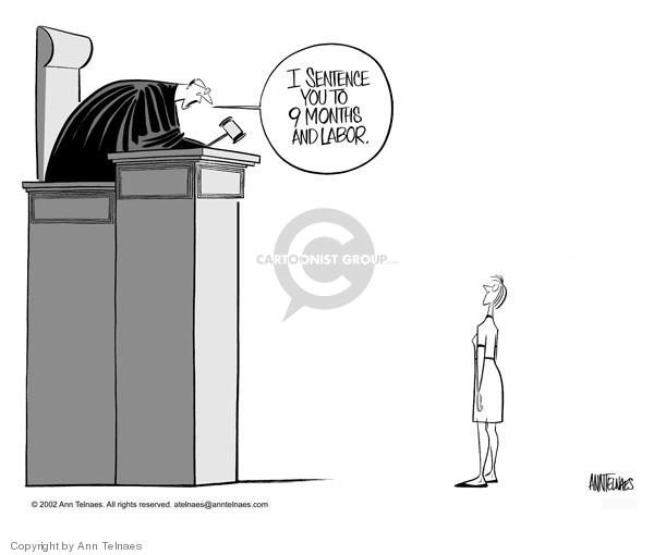 Ann Telnaes  Ann Telnaes' Editorial Cartoons 2002-08-05 hard