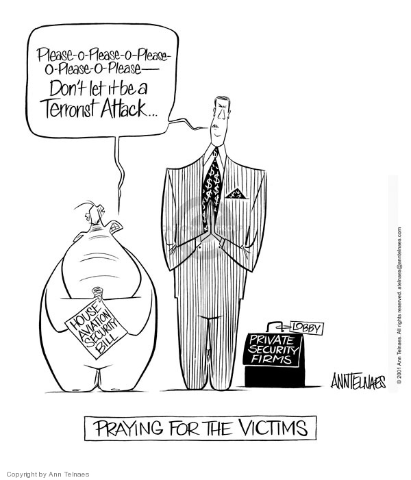 Cartoonist Ann Telnaes  Ann Telnaes' Editorial Cartoons 2001-11-14 Congress