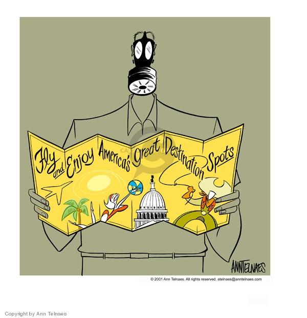 Ann Telnaes  Ann Telnaes' Editorial Cartoons 2001-10-03 9-11-01