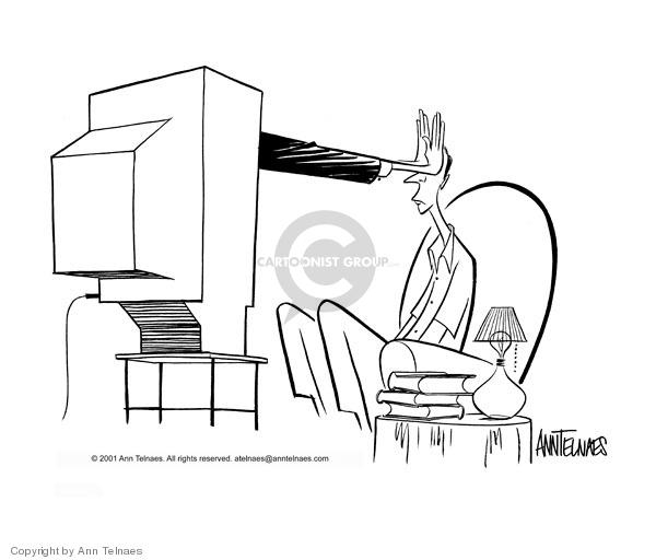 Ann Telnaes  Ann Telnaes' Editorial Cartoons 2001-10-12 9-11-01
