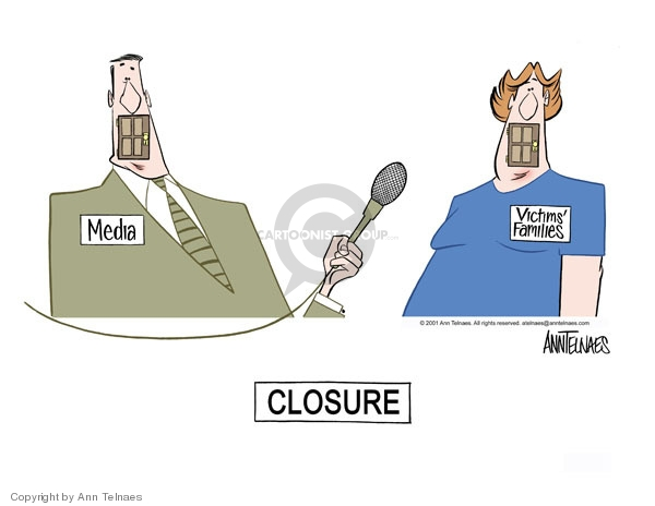 Ann Telnaes  Ann Telnaes' Editorial Cartoons 2001-06-12 reporter