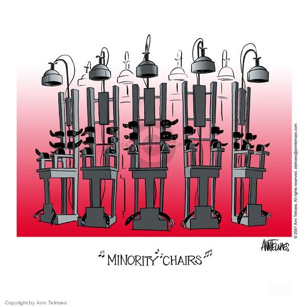 Ann Telnaes  Ann Telnaes' Editorial Cartoons 2001-06-19 international