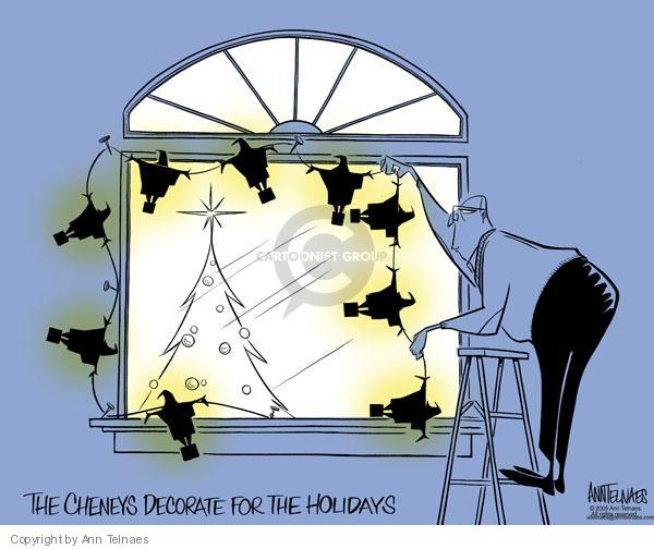 Ann Telnaes  Ann Telnaes' Editorial Cartoons 2005-11-26 Iraq human rights